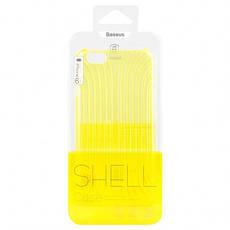 Захисний чохол Baseus для Apple iPhone 6 / iPhone 6S Shell Gold Series, фото 2