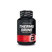 Жиросжигатель - BioTech USA Thermo Drine Сomplex /60 capsules
