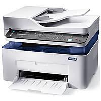 БФП лазерний Xerox WorkCentre 3025NI Wi-Fi принтер, сканер, копір, факс