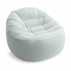 Надувное кресло Intex 68590 Beanless Bag Белый