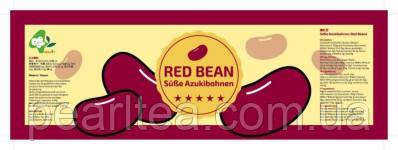 Сладкая Красная Фасоль PearlTea 3кг