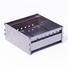 Підставка складна для коптильні Smoke House (300х300х250мм), нержавіюча сталь