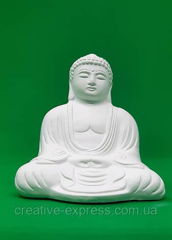 Статуетка Будда середній s01202-01, фото 2