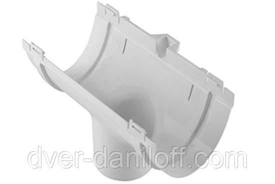 Воронка Альта-Профіль Стандарт 115/74 мм білий, фото 2