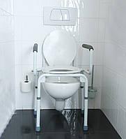 Стул-туалет для инвалидов Vermeiren STACY Commode Chair - Double Function