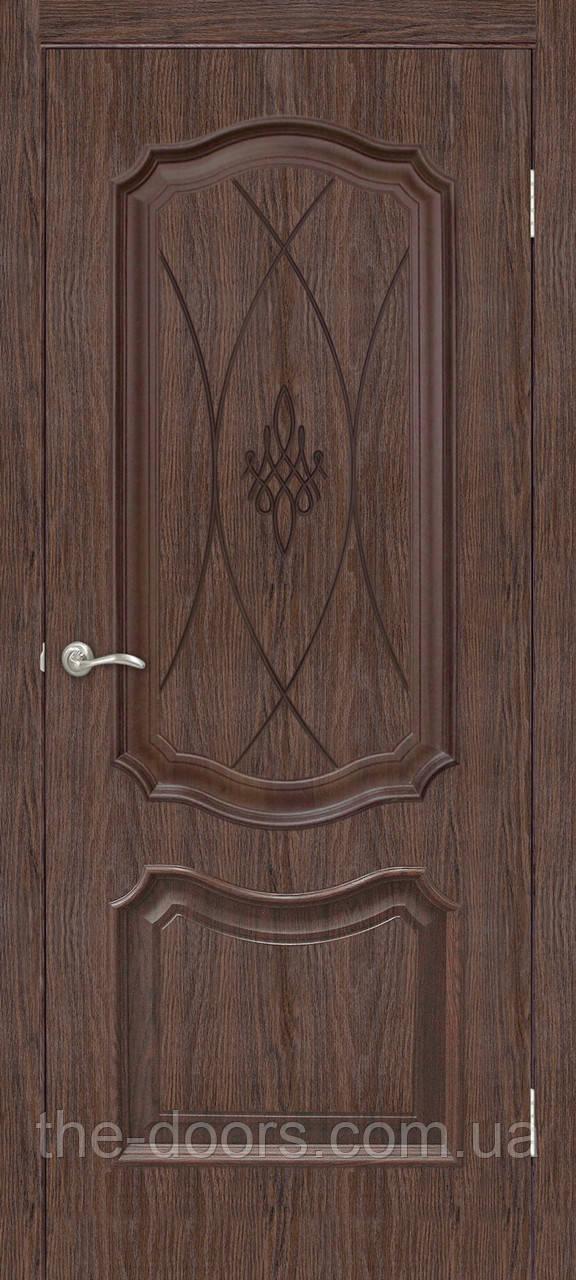 Двери межкомнатные ОМиС Роксолана глухие