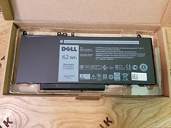 Оригінальна батарея для ноутбука Dell Latitude E5450, E5550, E5470, E5570,  Precision M3510