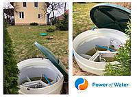Монтаж локальної очисної споруди (автономна каналізація), фото 1