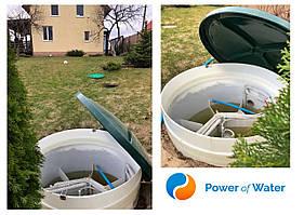 Монтаж локальної очисної споруди (автономна каналізація)