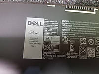 Оригінальна батарея для ноутбука Dell Latitude E7420 E7440 E7450 - (3RNFD), фото 3