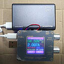 Power Bank Внешний аккумулятор 10000мАч 2xUSB Reddax RDX-256, металлик, 100735, фото 2