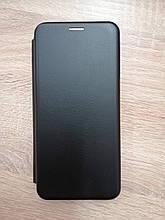 Чехол-книжка для Samsung A12 Level Black