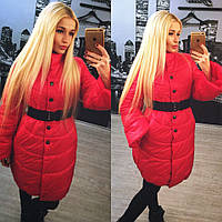 Зимняя теплая курточка на силиконе купить оптом про-во Украина
