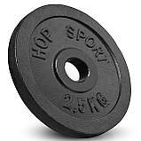 Штанга + Гантелі Набір 79 кг STRONG з прямим грифом 167 см, фото 5