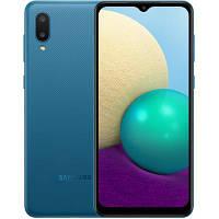 Мобільний телефон Samsung SM-A022GZ (Galaxy A02 2 / 32Gb)