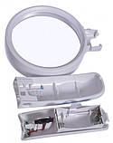 Лупа ручна MG77390B3 з LED підсвічуванням з 5X, фото 3