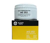 Фільтр масла AG252 Lada 2108-10