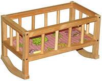 """Ліжко дерев'яне """"Вінні Пух""""**"""