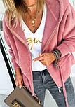 Стильна куртка жіноча з кашеміру, фото 4