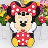 Резиновый 3D чехол для Samsung Galaxy Grand 2 Duos G7102 Minnie Mouse