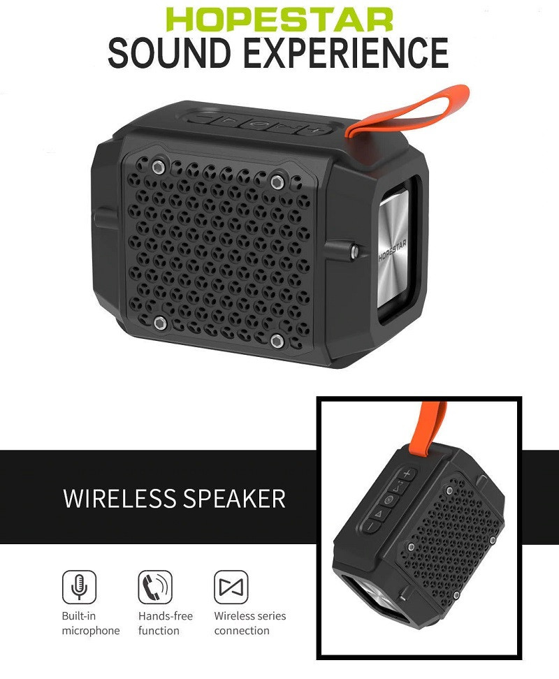 Портативна Bluetooth колонка Hopestar P18