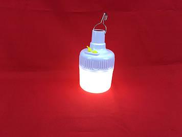 Аккумуляторная кемпинговая подвесная лампа светильник BK-1820
