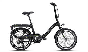Электрический женский велосипед Graziella Genio Electric 7S складывающийся
