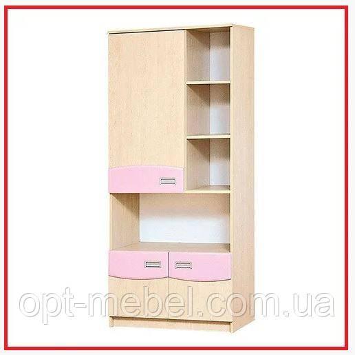 Шкаф книжный  детская Терри Світ Меблів