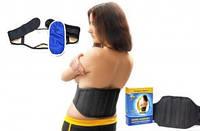 Магнито-ортопедический пояс-корсет с ребрами жесткости
