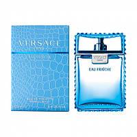 Мужская туалетная вода Versace Man Eau Fraiche 100 ml парфюм духи Версаче Фреш
