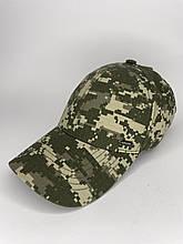 Камуфляжная мужская кепка-бейсболка