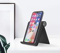 Подставка для мобильного телефона, смартфона, планшета Topk Черный