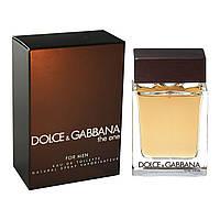 Туалетная вода мужская Dolce & Gabbana the One 100ml мужские духи парфюм зе Ван