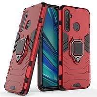 Чехол-подставка противоударный для iPhone 11 Красный