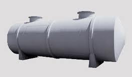 Металева накопичувальна ємність для питної води