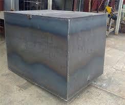 Купить емкость металлическую 10м3