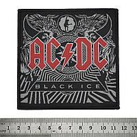 "НАШИВКА AC/DC ""BLACK ICE"""
