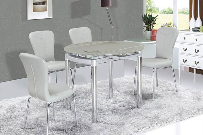 Стол Сандра М серый (Микс-Мебель ТМ), фото 2