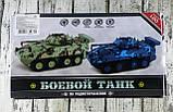 Танк боевой на радиоуправлении, танк игрушечный на пульте управления ZYB-B2166, фото 6