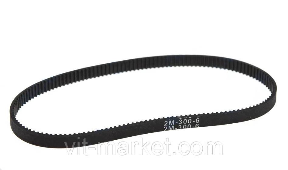 Ремень 2M-300-6 (150 зубов) для хлебопечки код K2-0020