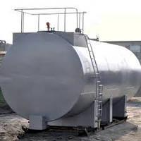 Емкость металлическая для воды 25 м3 размеры