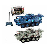 Танк боевой на радиоуправлении, танк игрушечный на пульте управления ZYB-B2166, фото 3