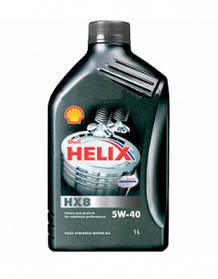 Масло моторное Shell Helix HX8 5W-40 1л