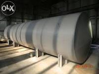 Металеві контейнери або ємності