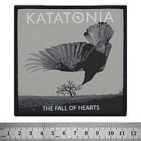 "НАШИВКА KATATONIA ""THE FALL OF HEARTS"""