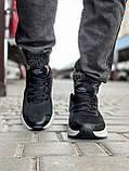 Кросівки чоловічі 18495, Genesis S. U. P. O., чорні, [ 41 42 43 44 45 46 ] р. 41-25,7 див., фото 7