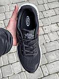 Кросівки чоловічі 18495, Genesis S. U. P. O., чорні, [ 41 42 43 44 45 46 ] р. 41-25,7 див., фото 9