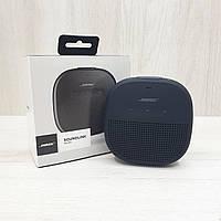 Портативная колонка Bose SoundLink Micro (Чёрная)