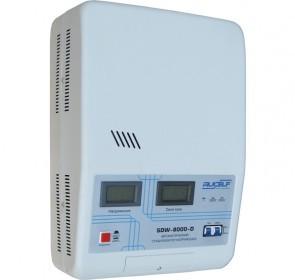 Электромеханический стабилизатор напряжения RUCELF SDW-10000 D (10 кВт)