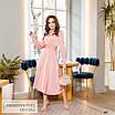 Платье миди женское закрытое шёлк 42,44,46,48, фото 10